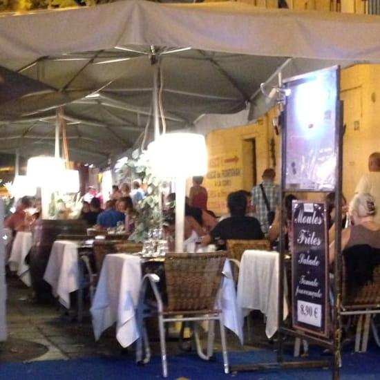 Restaurant : La Table  - Terrasse  -