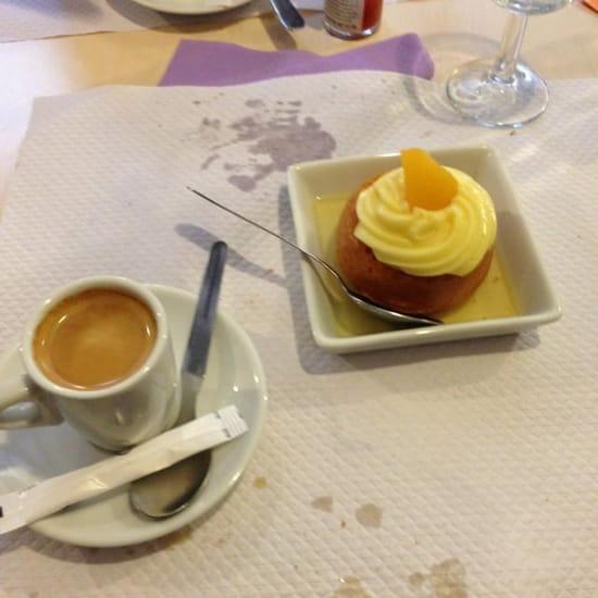 Boisson : Du Pain Sur La Planche  - Café gourmand :-) -