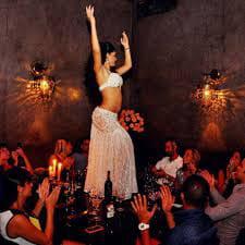 Le Comptoir Marrakech  - couscous -   © danseuse orientale