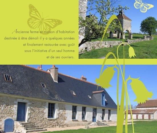 Restaurant de la Liodière  - Visite Coté Jardin ... -