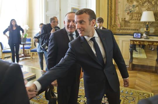 Emmanuel Macron: réforme du code du travail, les tensions montent