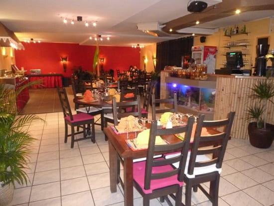Marmites des Iles  - La salle du restaurant -