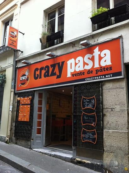 Crazy Pasta  - L'entrée rue Blainville - 75005 -