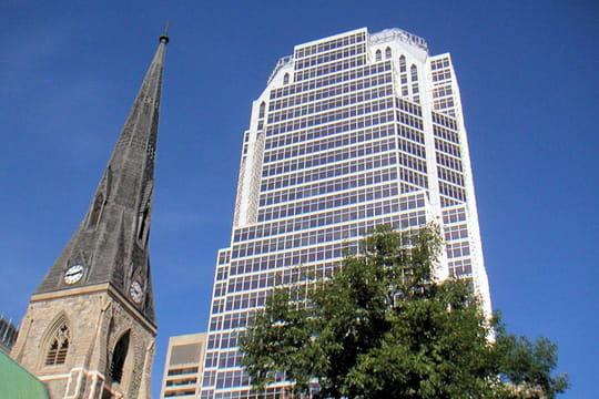 Contrastes architecturaux