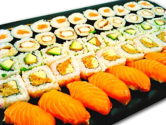 Hina Sushi  - plateau gourmand Sushis -   © Hina Sushi Annecy