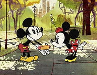 Mickey Mouse compilations : Les collerettes. - La mélodie des îles