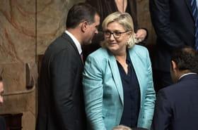 Louis Aliot: le compagnon de Marine Le Pen refuse de devenir son mari
