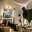Restaurant : La Poule Noire  - rez de chaussée -   © FannyDamien