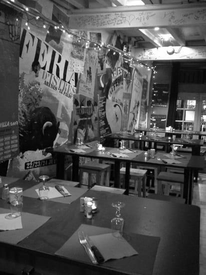 Bodeguita  - salle du restaurant -   © anthony