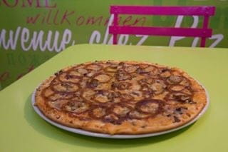Pizza d'Oc  - La suprême -