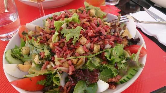Lou Poumpouille  - Salade Campagnarde -   © Roland