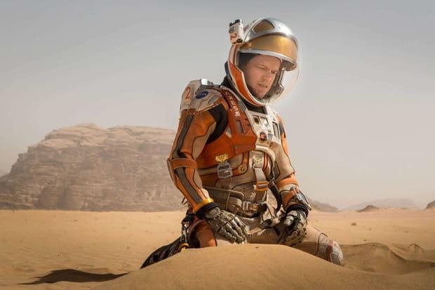 Seul sur Mars, Matt Damon sur orbite