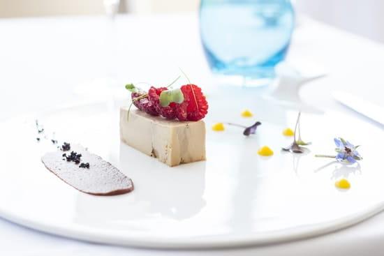 Restaurant Sea Sens  - Le Foie Gras -   © Tony Barusta