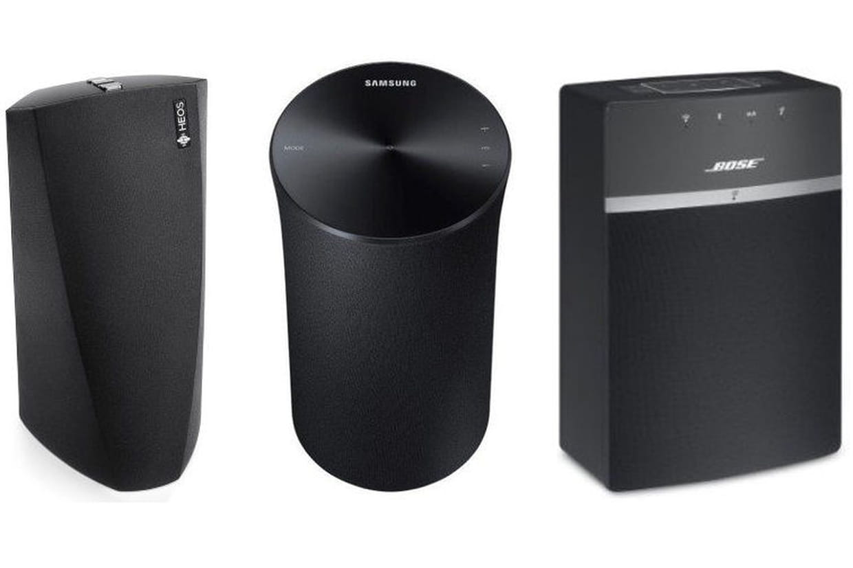 10 enceintes multiroom pour couter de la musique dans toute la maison. Black Bedroom Furniture Sets. Home Design Ideas