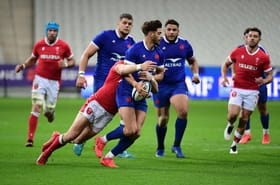 France - Pays de Galles: Les Bleus larges vainqueur, le résumé du match