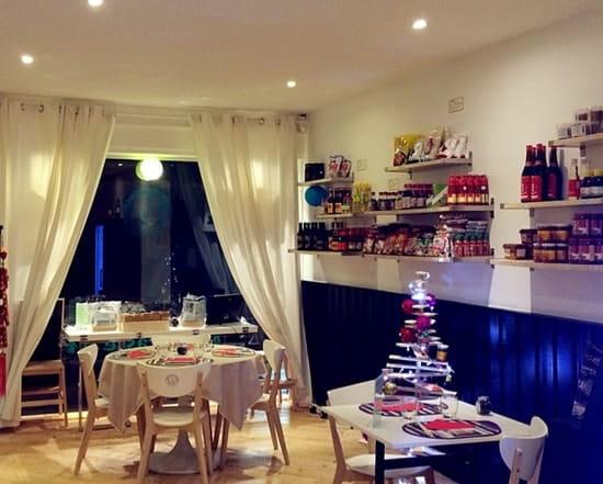 Restaurant : Les Baguettes qui Piquent  - Épicerie  -
