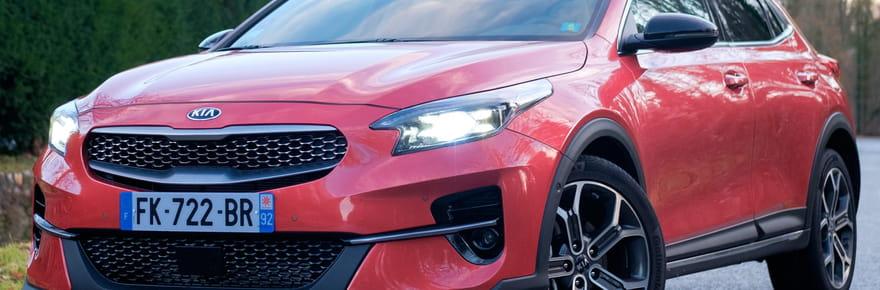 Kia XCeed: un crossover premium à pas cher? L'essai [prix]
