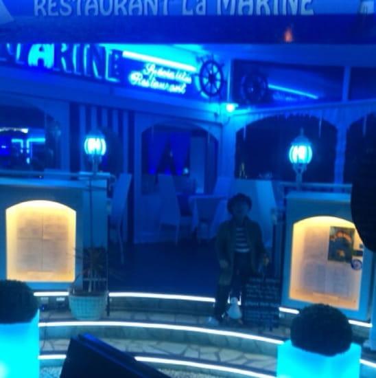 Restaurant : La Marine