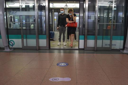 RATP et couvre-feu: pas de fermeture anticipée des transports face au Covid