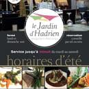 Le Jardin d'Hadrien   © le jardin d'hadrien