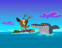 Zig & Sharko : Le bisou