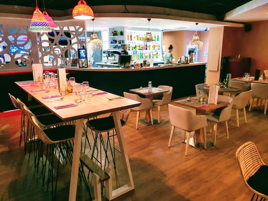 Restaurant : Le Rest'O  - Salle Rest'O 2 -   © le Rest'O
