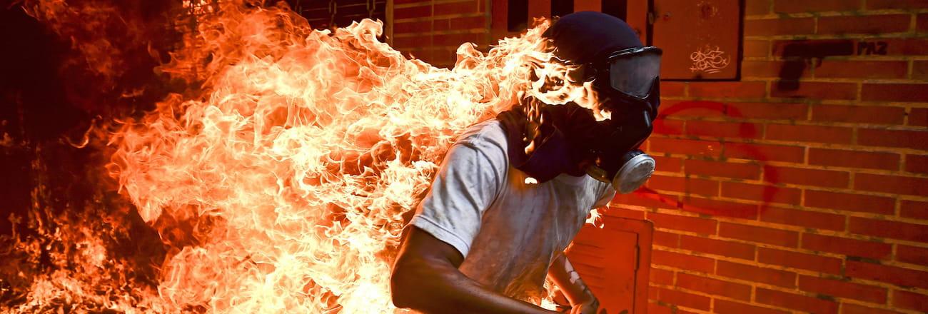 Visa pour l'image2018: les images choc du photojournalisme