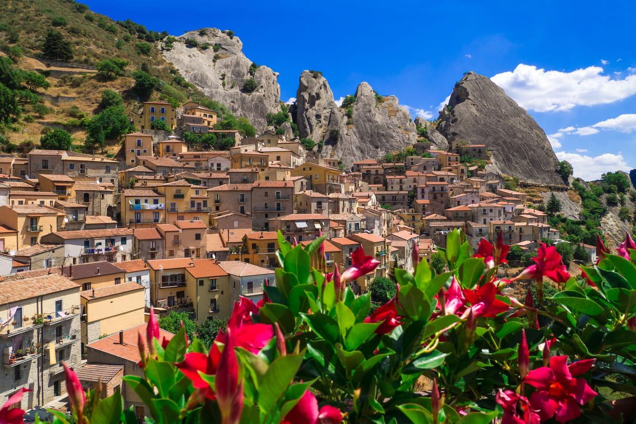 Balade dans les plus beaux villages d'Italie