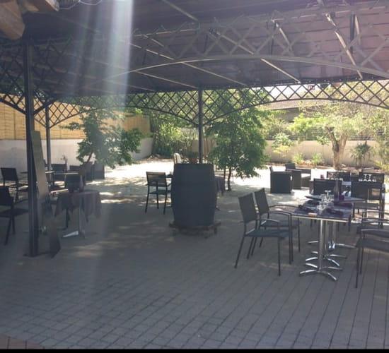 Restaurant : L'Intemporel  - La terrasse -