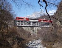 Un billet de train pour... : Le mont Blanc