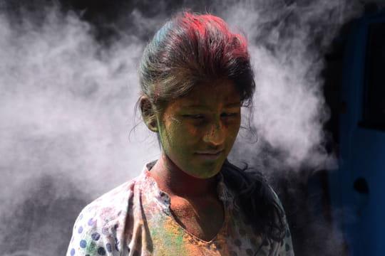 Holi: l'édition 2020du festival en Inde gâchée à cause du coronavirus?