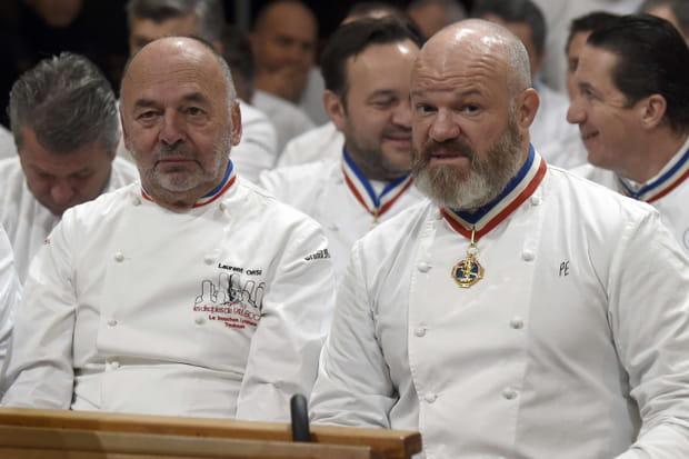 Laurent Orsi et Philippe Etchebest