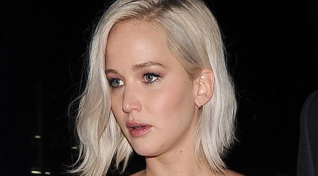 Jennifer Lawrence au chevet d'une jeune femme qui avait fait un malaise
