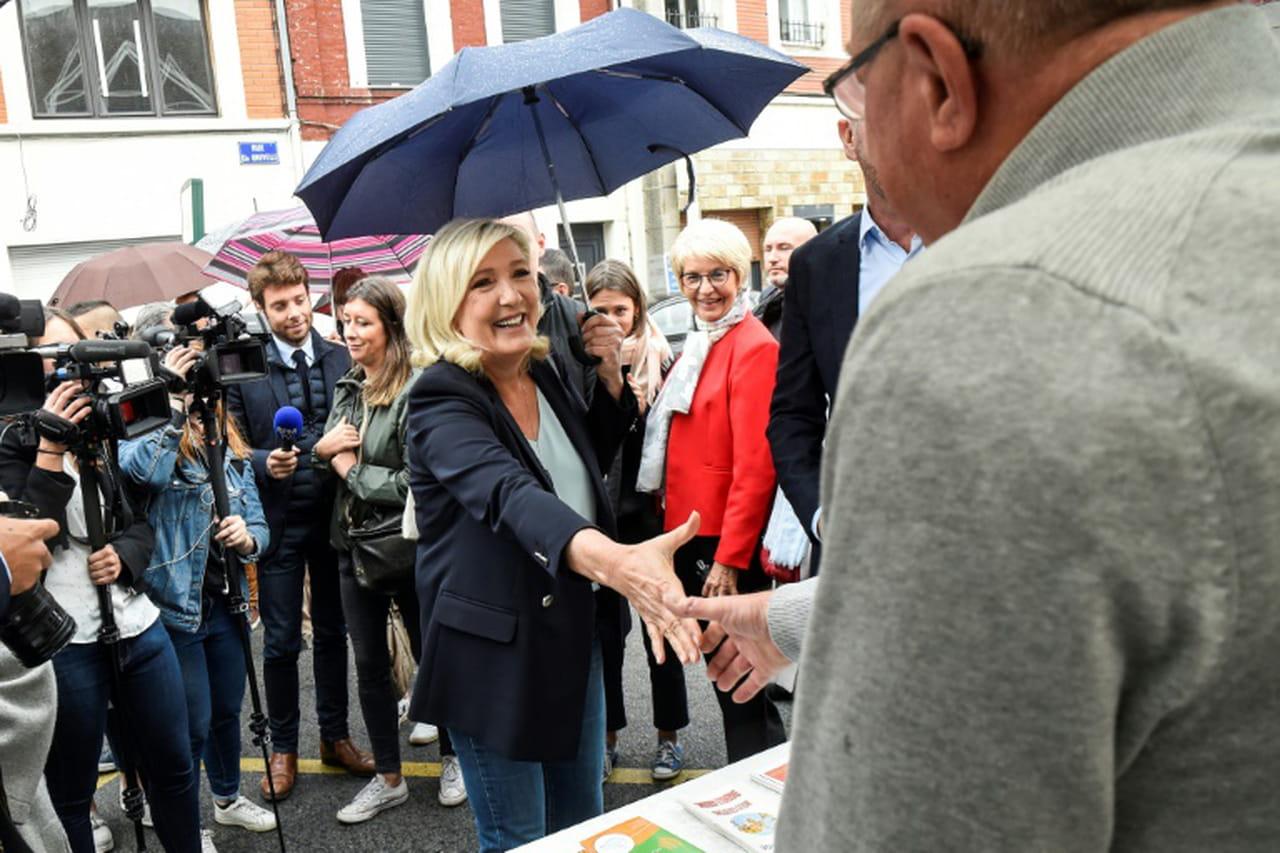 Marine Le Pen lance le RN dans la bataille des municipales, 2022en vue