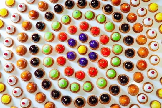 Salon de Gourmandises Intuitions By J.  - Mignardises -