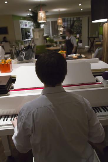 Brasserie le 7  - Soirée piano -   © Jérôme Paressant