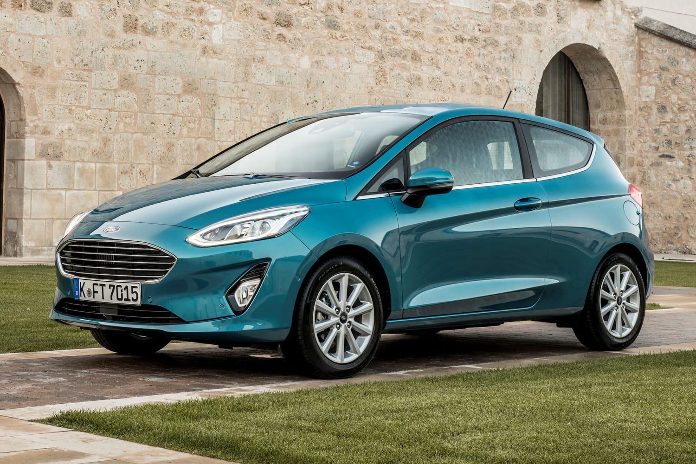 Ford Fiesta: une version hybride annoncée [infos]