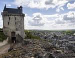 Chinon : la forteresse aux trois châteaux
