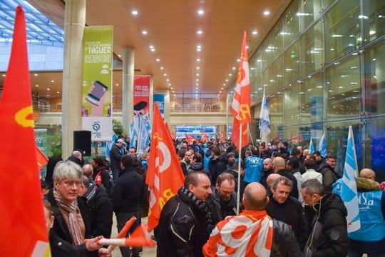 Grève SNCF: une grève nationale pour faire plier le gouvernement?