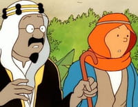Les aventures de Tintin : Tintin au pays de l'or noir