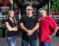 Pawnshop : une affaire de famille : Le cambriolage