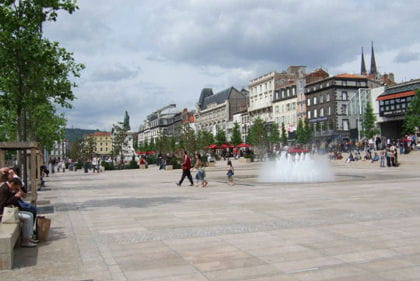 place jaude clermont ferrand@titanet flickr