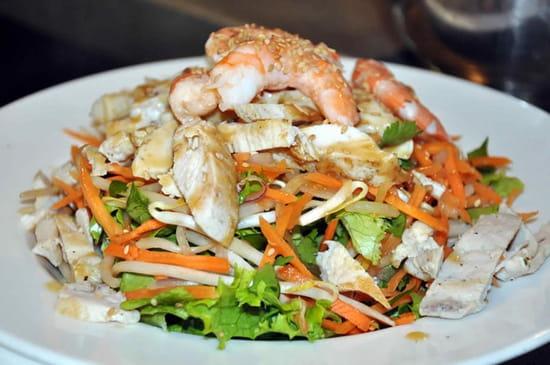Le Père Fouettard  - Salade gourmande -   © Père Fouettard