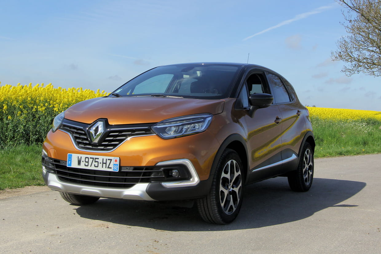renault captur avis renault captur le test du petit suv qui cartonne en voiture test et avis. Black Bedroom Furniture Sets. Home Design Ideas