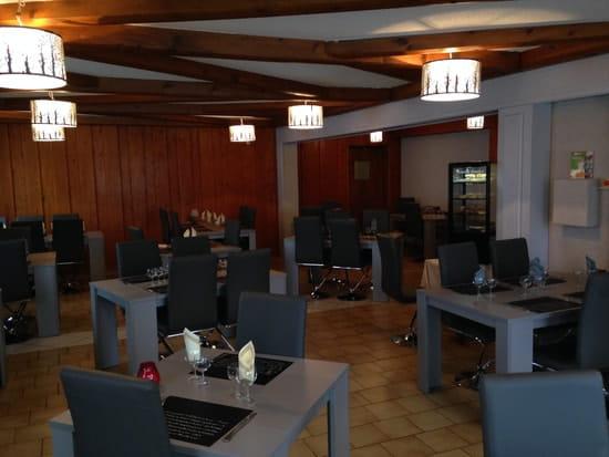 Les Rouliers  - salle de restaurant -