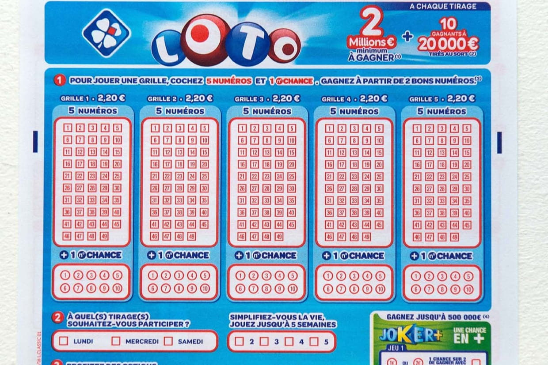 Un habitant du Rhône remporte 13 millions d'euros au loto