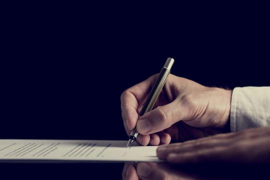 Quotité disponible et réserve héréditaire: les règles de succession