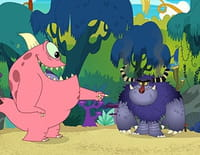L'île aux monstres : Un amour de cradouille