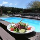Restaurant le Saint JO  - Une pause raffraichissante à midi -