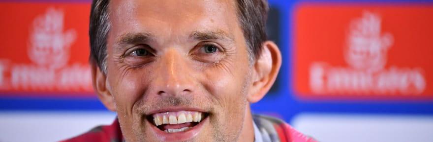"""PSG: Tuchel, entre opération séduction et """"happy management"""""""